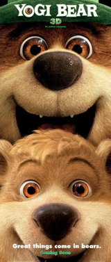 In Yogi Bear, Jellystone Park is District 9 (for bears)