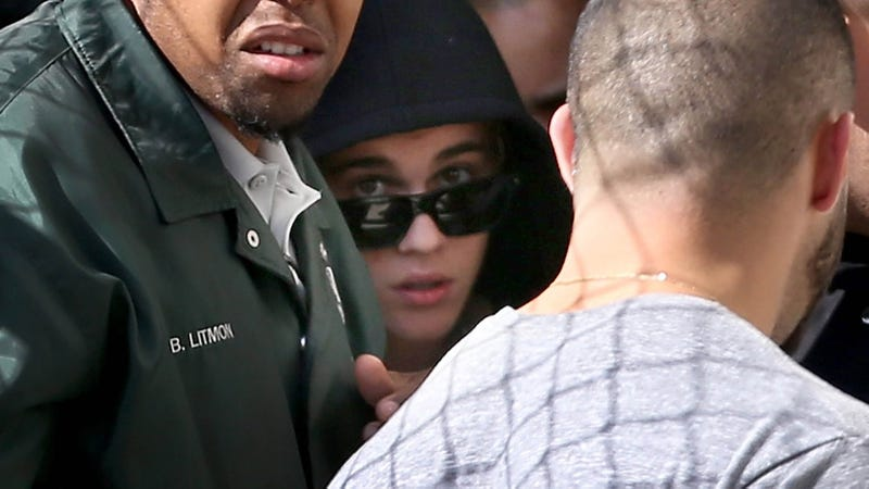 Justin Bieber Secretly 'Cried His Eyes Out' After Macho Court Hearing