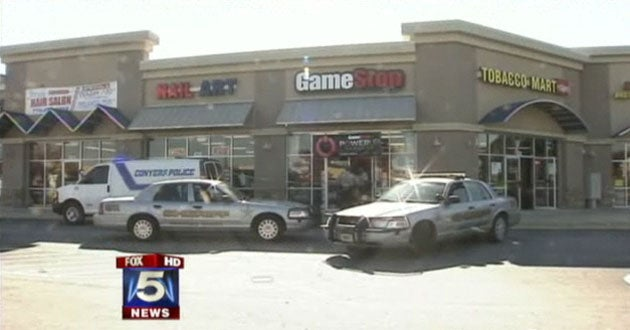 GameStop Customer Shot And Killed During Armed Robbery