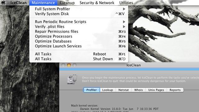IceClean Keeps Your Mac in Working Order