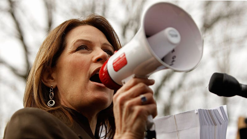 Michele Bachmann 'Didn't Give 100 Percent to Cheerleading'