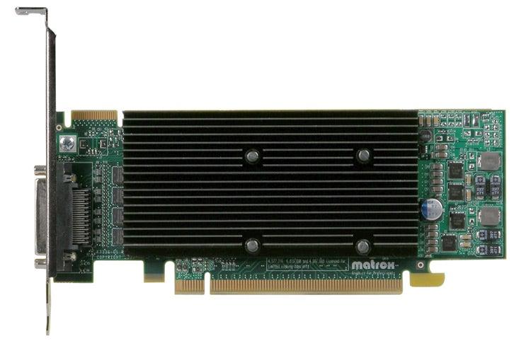 M-Series Is Industry First Quad-Display GPU, Says Matrox