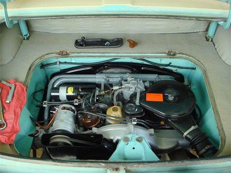 Engine On: Karmann Ghia 1500 Rebuild Update