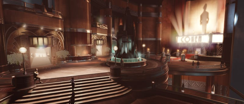 High-Res BioShock Infinite, Looking Mighty Shiny