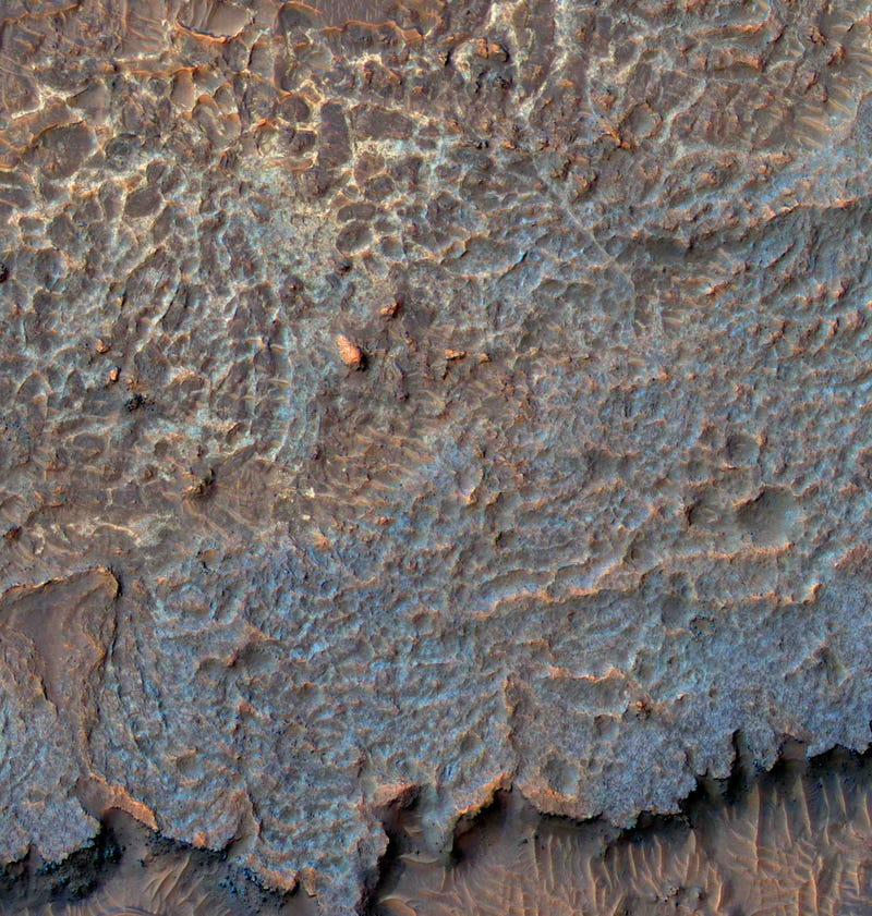 This is HiRISE, the most powerful camera we've ever sent to another planet