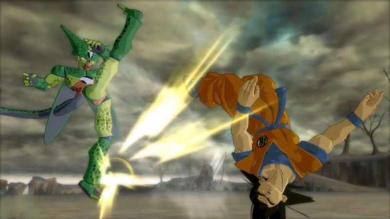 Dragon Ball Z: Burst Limit Demo Online