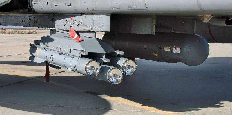Reaper Drones Might Add Dual-Mode Brimstone Missiles to Their Arsenal