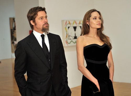 Brangelina's Heart May Go On, Andy Dick's Roaming Hands May Not