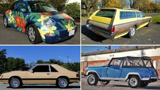 These Are The 25 Cheapest Cars Sold At Barrett-Jackson's 2015 Auction