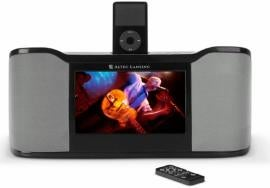 Check Out the 8.5-inch Screen On This Altec Lansing iPod Dock