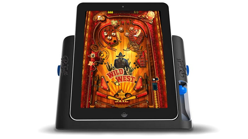 iPad Pinball Controller Makes No Promise of Wizardry