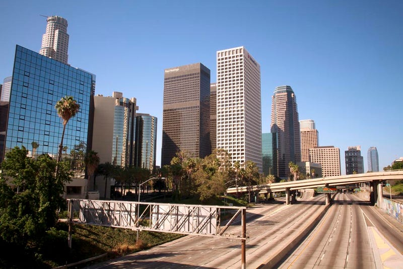 12 Big City Scenes, Eerily Devoid of Human Life