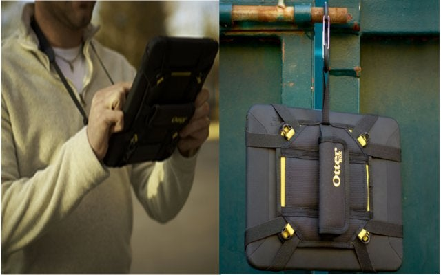 Otterbox's New Tough iPad Case Can Strap To Anything