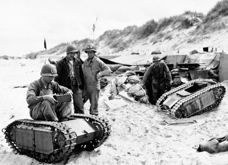 Remote-Controlled Tanks of the 1930s Were Supposed to Save Lives on Both Sides