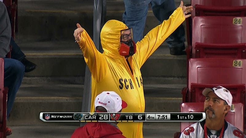 This Is The Best Buccaneers Fan