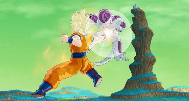 Namco Bandai Locks Down Dragon Ball License For America
