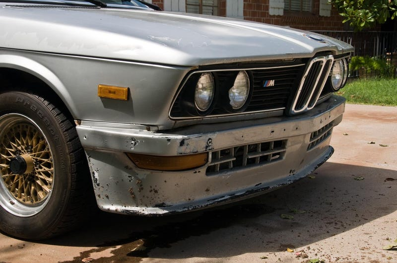 When An Insurance Company Mistakes Your Rare BMW For A Clunker
