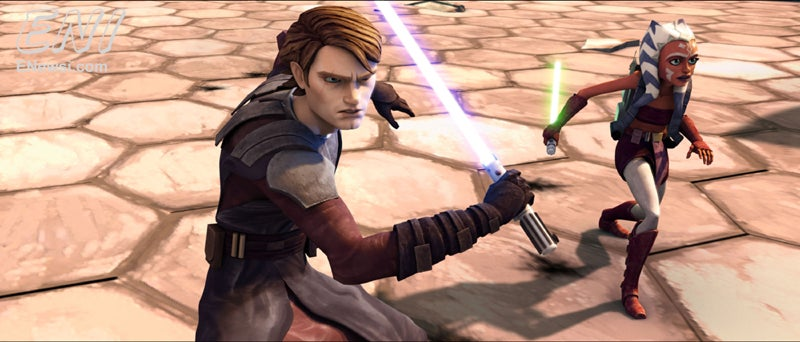 Close Ups On Clone Wars Characters Show The Problem With CGI