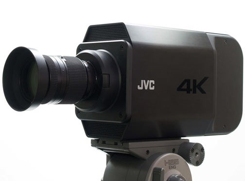 JVC's First 8K Projector and 4K Live Camera Are Under $200K