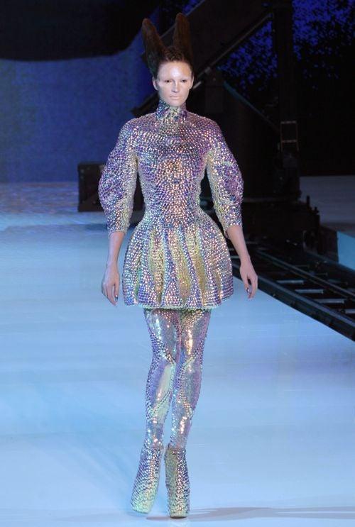 Alexander McQueen: For The Futuristic Interplanetary Mutant Alien Queen In You