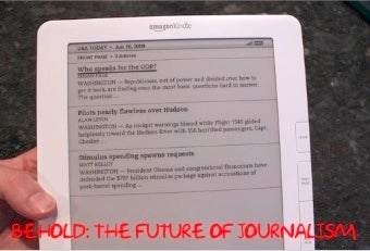 Old Media's E-Reader Saviors: A Comprehensive Guide