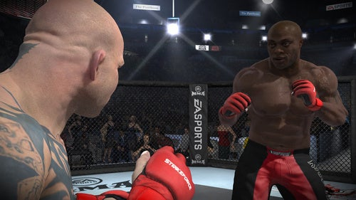 Three New Screens for EA Sports MMA ... Plus a Broadcast?