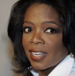 Oprah Makes Oz A Star; Girl Gangs In Central America; Why Men Are Idiots