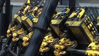"""Blood Everywhere"" After 4 Teens Injured in Violent Roller Coaster Crash"