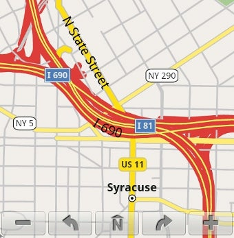 MapDroyd Downloads Free Maps for Offline Navigation