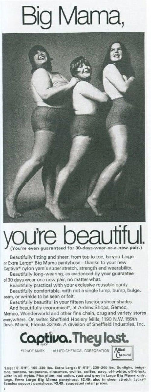 """""""Big Mama, You're Beautiful"""""""