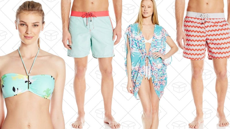Today's Best Deals: Huge Swimwear Sale, Adobe Software, Grilling Table, and More