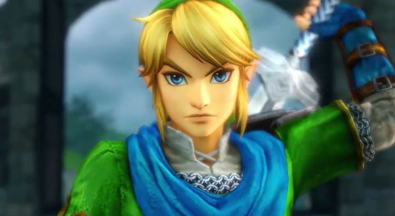 Link Looks a Lot More Vicious in Hyrule Warriors. Seriously.