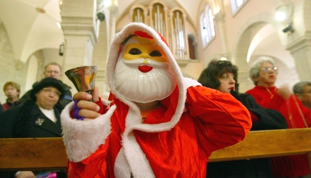 Churches Admit They've Lost 'War on Christmas' by Canceling Christmas Day Services
