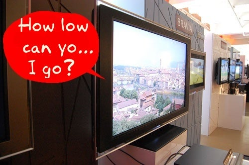 Wait to Buy! HDTVs About To Get Even Cheaper