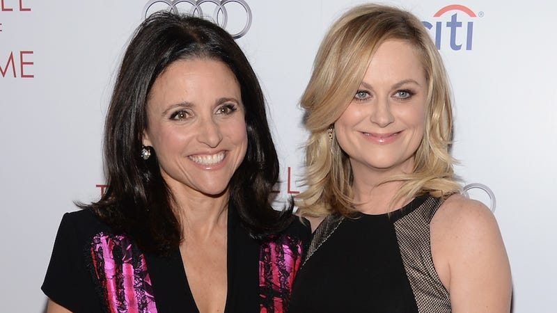 Amy Poehler Speech About Julia Louis-Dreyfus Is Adorable