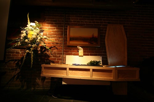 Internet Explorer 6 Funeral Gallery