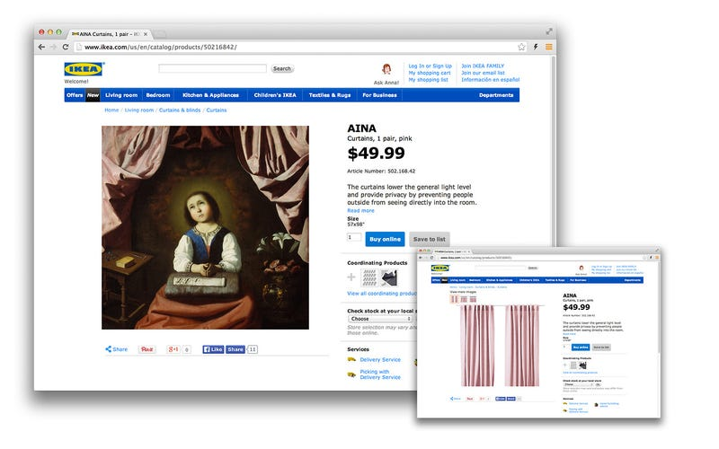 Tumblr Proves Ikea is Actually a Time-Travelling Vampire of Some Sort