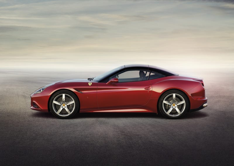 2015 Ferrari California T: This Is It