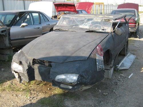 World's Worst Batmobile Found