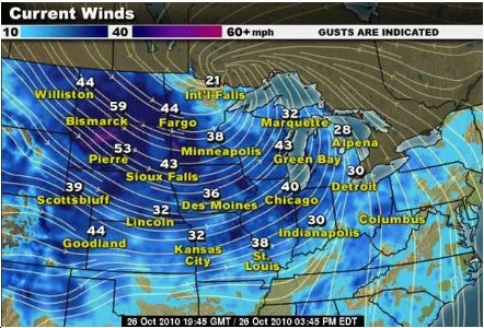 Worst Storm in 35 Years Hammering the Midwest