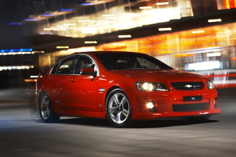 Chevy Lumina SS Named Best Sports Saloon in Middle East, Yes we said Lumina