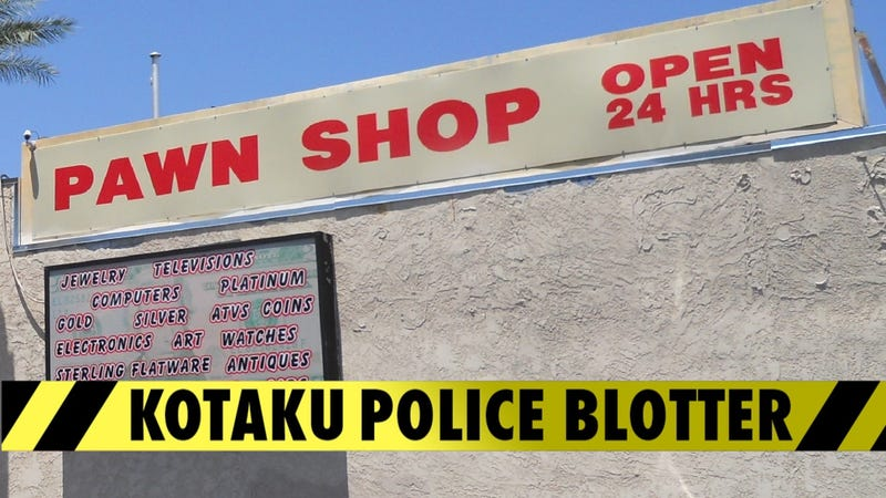 Cops: Man Cut His Way Into a Pawn Shop to Get His Xbox Back
