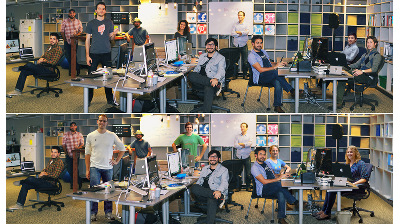 Ad Startup Makes Ex-Employees Disappear with Photoshop