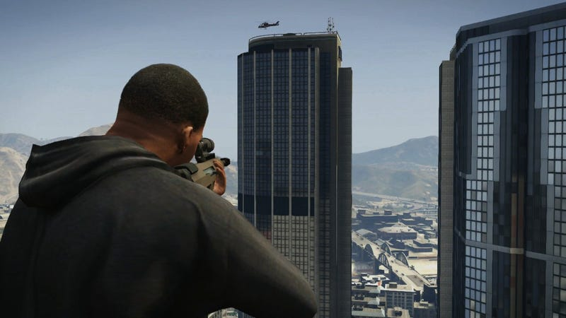 Blink And You'll Miss These Key Parts of the New GTA V Trailer