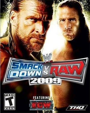 THQ Patches WWE Smackdown VS. Raw Create-a-Superstar