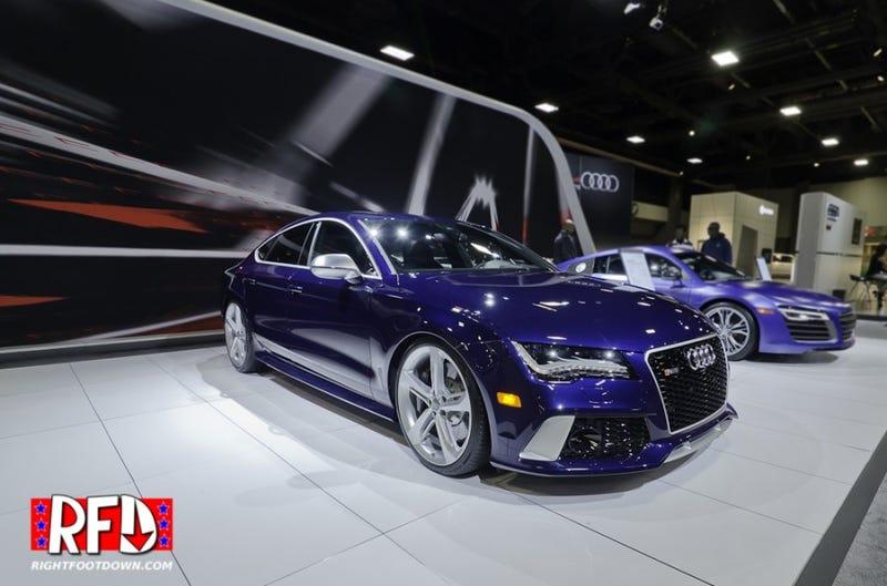 RFD visits the 2014 Washington Auto Show – Part II