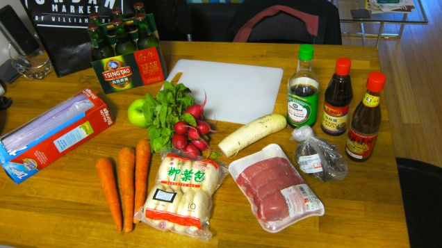 Cooking Our Way Through The F1 Calendar: Chinese Grand Prix Edition