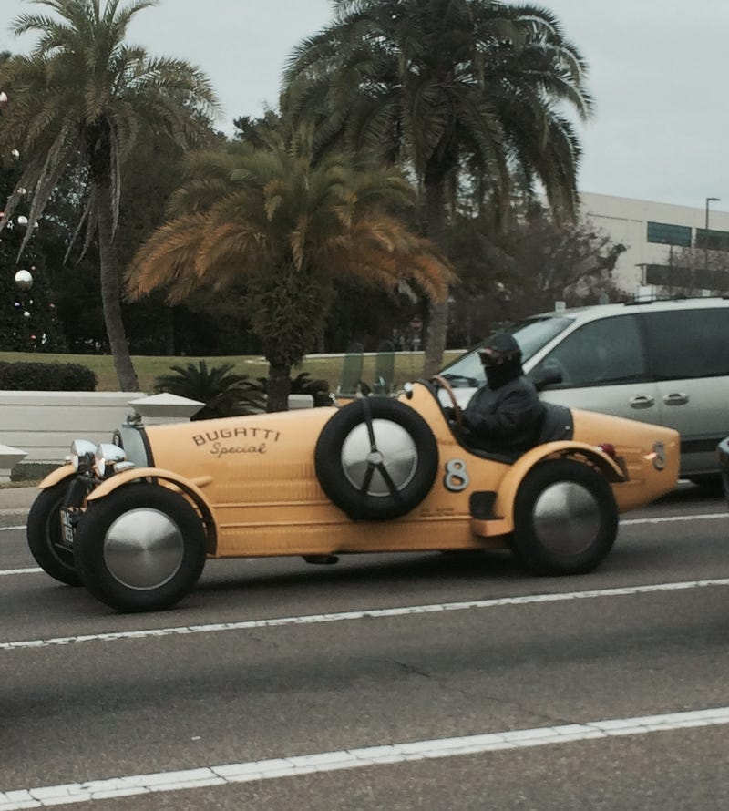 So I saw this today driving in Pensacola any ideas?