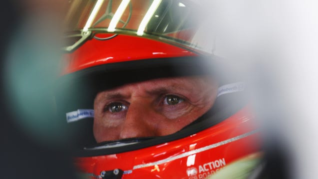 Schumacher Could Use A MouthControlled Wheelchair In A Few Weeks