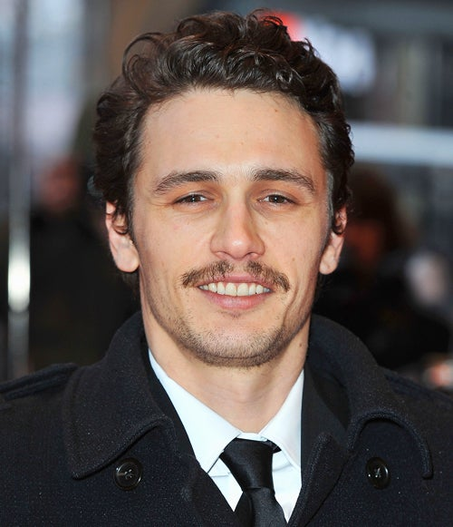 James Franco's Esquire Short Story Features a 'Dragon Bong'